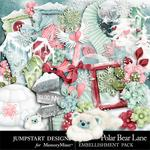 Polar Bear Lane Embellishment Pack-$3.49 (Jumpstart Designs)