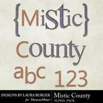 Mistic County Alpha Pack-$1.99 (Laura Burger)