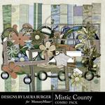 Mistic County Combo Pack-$4.99 (Laura Burger)