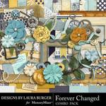 Forever Changed Combo Pack-$4.99 (Laura Burger)
