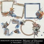 Master of Disaster Frames-$1.00 (Laura Burger)