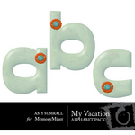 My Vacation Alphabet Pack Pack-$1.00 (Amy Sumrall)