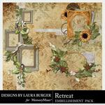 Retreat Clusters-$2.49 (Laura Burger)