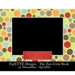 The Zoo Crew Book QuickMix-$3.99 (Fayette Designs)