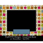 Good Life Book QuickMix-$2.99 (Fayette Designs)