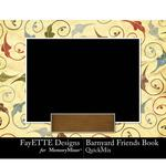 Barnyard Friends Book QuickMix-$1.50 (Fayette Designs)