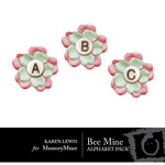 Be Mine Alphabet Pack-$1.00 (Karen Lewis)