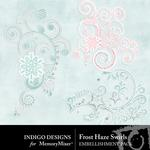 Frost Haze Swirls-$1.99 (Indigo Designs)