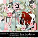 Pure Indulgence Combo Pack-$4.99 (Laura Burger)