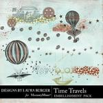 Time Travels Scatters-$2.49 (Laura Burger)