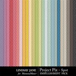 Project Pix Spot Paper Pack-$1.99 (Lindsay Jane)
