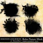 Nature Masks-$2.49 (Laura Burger)