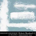 White Borders Set 3-$2.49 (Laura Burger)