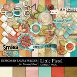 Little Pistol Combo Pack-$4.99 (Laura Burger)