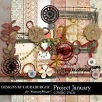 Project January Combo Pack-$4.99 (Laura Burger)