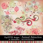 Animal Attraction Big Fancies Pack-$1.99 (Fayette Designs)