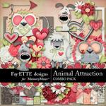 Animal Attraction Combo Pack-$7.99 (Fayette Designs)