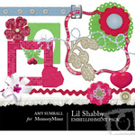 Lil Shabby Embellishment Pack-$3.50 (Amy Sumrall)