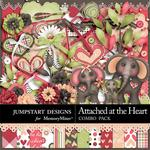 Attached at the Heart Combo Pack-$7.99 (Jumpstart Designs)