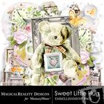 Sweet Little Hug Embellishment Pack-$3.49 (MagicalReality Designs)