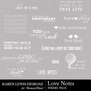 Inkers love notes preview medium