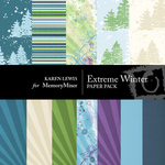 Extreme Winter Paper Pack-$4.00 (Bevin Dunn)