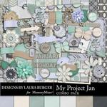 My Project January Combo Pack-$4.99 (Laura Burger)