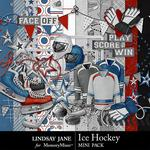 Ice Hockey Mini Pack-$3.49 (Lindsay Jane)