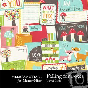 Falling for foxes journal cards preview medium