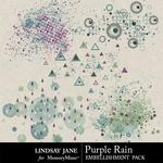 Purple Rain Scatterz Pack-$1.00 (Lindsay Jane)