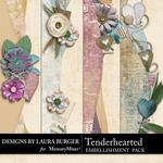 Tenderhearted Borders Pack-$1.99 (Laura Burger)