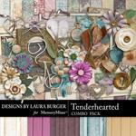 Tenderhearted Combo Pack-$4.99 (Laura Burger)