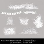 Country Lane Inkers Pack-$1.99 (Karen Lewis)