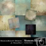 Moments In Time Paper Pack-$3.99 (MagicalReality Designs)