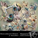Moments In Time Cluster Pack 1-$1.99 (MagicalReality Designs)