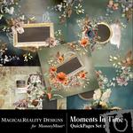 Moments In Time MR QuickPage 2-$3.49 (MagicalReality Designs)