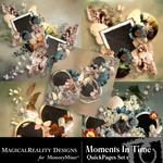 Moments In Time MR QuickPage 1-$3.49 (MagicalReality Designs)