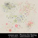 Passion for Spring Scatterz Pack-$1.99 (Lindsay Jane)