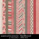 Spellbound Paper Pack-$3.99 (Karen Lewis)
