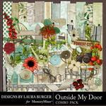 Outside My Door Combo Pack-$3.99 (Laura Burger)