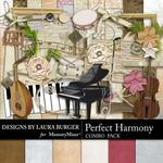Perfect Harmony Combo Pack-$2.50 (Laura Burger)