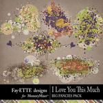 I Love You This Much Big Fancies Pack-$2.99 (Fayette Designs)