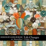 Life Changes Combo Pack-$3.99 (Laura Burger)