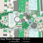 My Roots Combo Pack-$4.99 (Amy Teets)