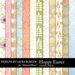 Hoppy Easter Paper Pack-$3.49 (Laura Burger)