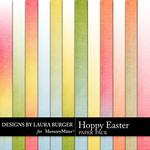Hoppy Easter Solid Paper Pack-$3.49 (Laura Burger)