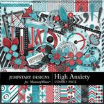 High Anxiety Combo Pack-$4.99 (Jumpstart Designs)