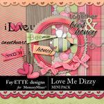 Love Me Dizzy Fayette Mini Pack-$3.99 (Fayette Designs)