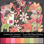 Love Me Dizzy Darling Mini Combo Pack-$3.99 (Jumpstart Designs)