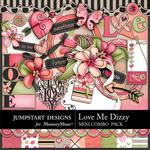 Love Me Dizzy JSD Mini Combo Pack-$4.80 (Jumpstart Designs)